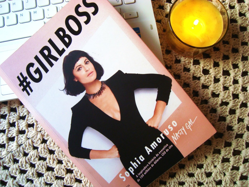 Resenha do livro GIRLBOSS - Sophia Amoruso