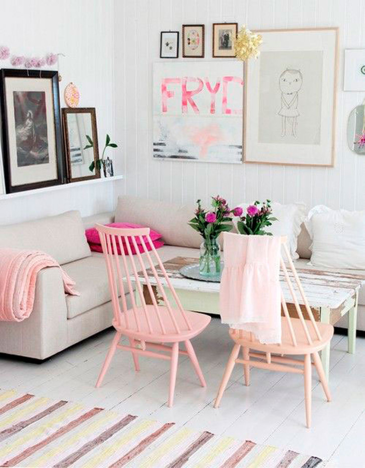 como usar rosa quartzo na decoração