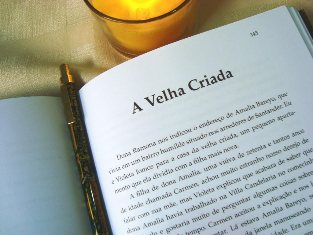 páginas do livro as lágrimas de shiva - editora biruta