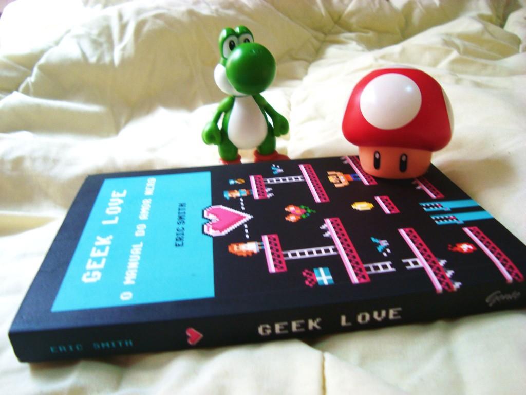 resumo do livro Geek love - o manual do amor nerd