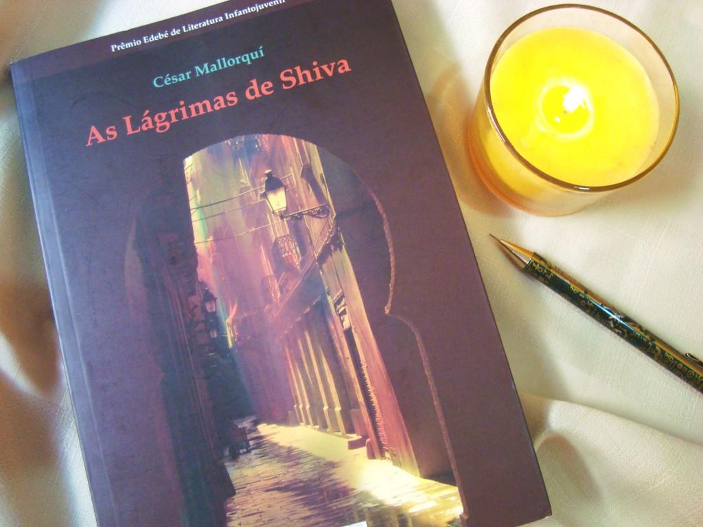 resenha - as lágrimas de shiva - livro editora biruta