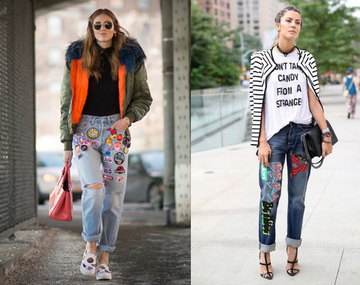 trend - patches