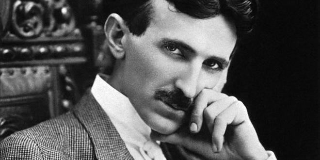 Foto de Nikola Tesla