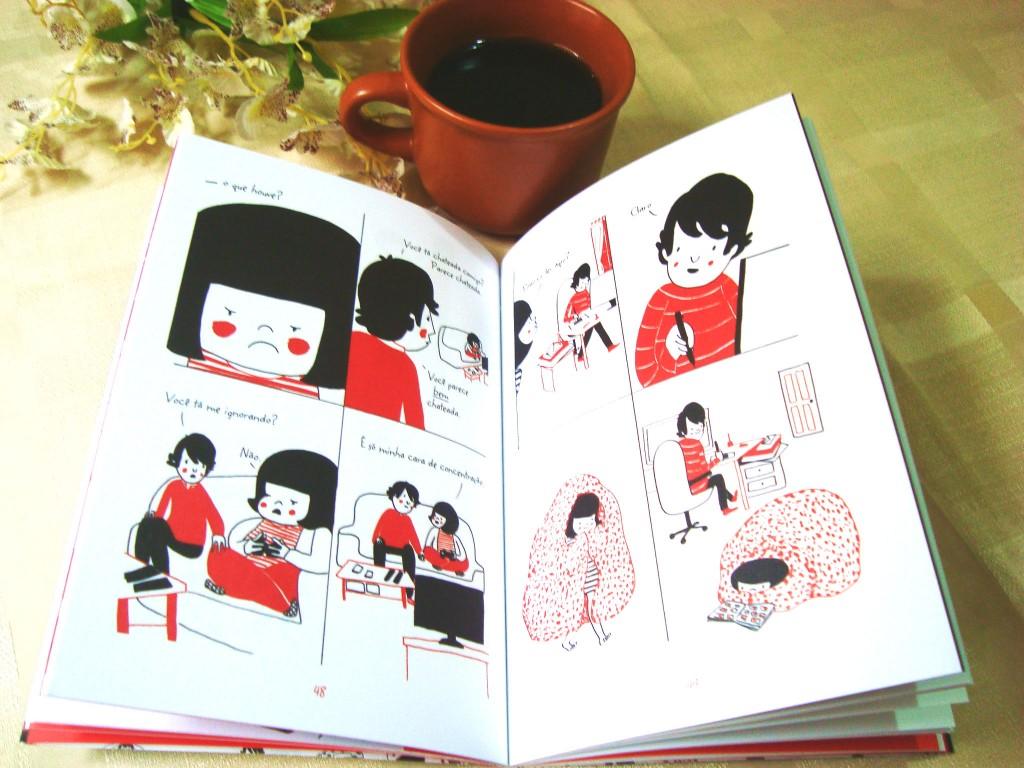 resenha do livro Soppy de Philippa Rice