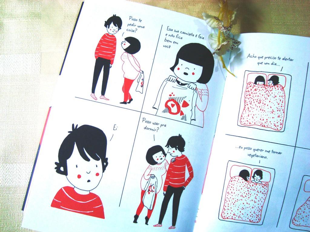 HQ - Soppy - os pequenos detalhes do amor - resenha