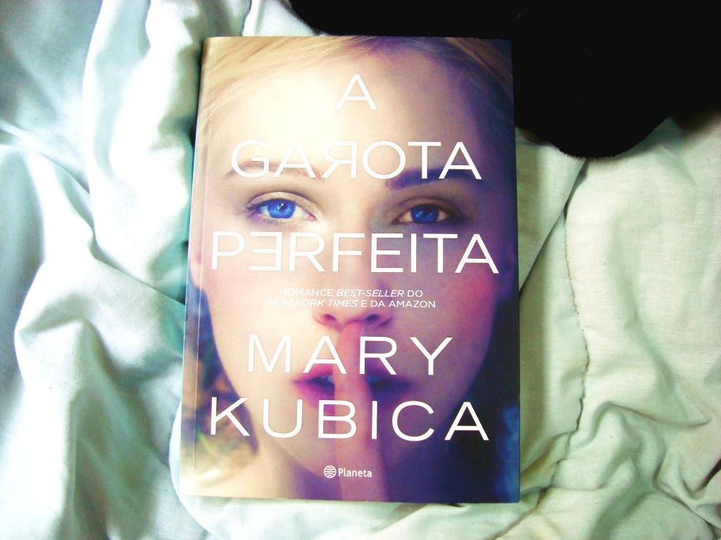 cada do livro - a garota perfeita - resumo