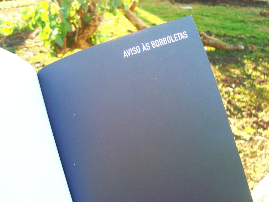 página do livro na curva das emoções - resenha
