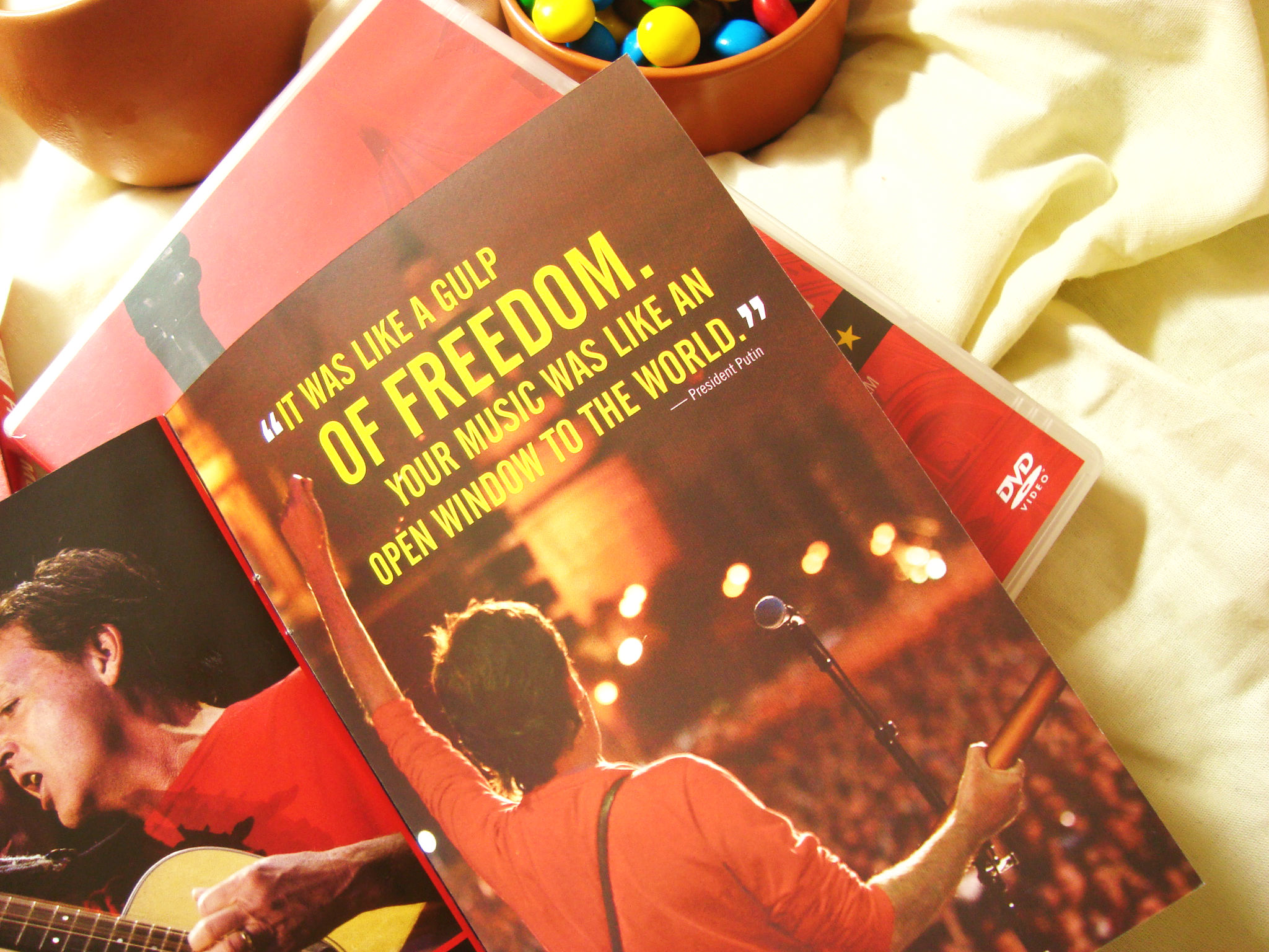 show Paul McCartney in Red Square - DVD