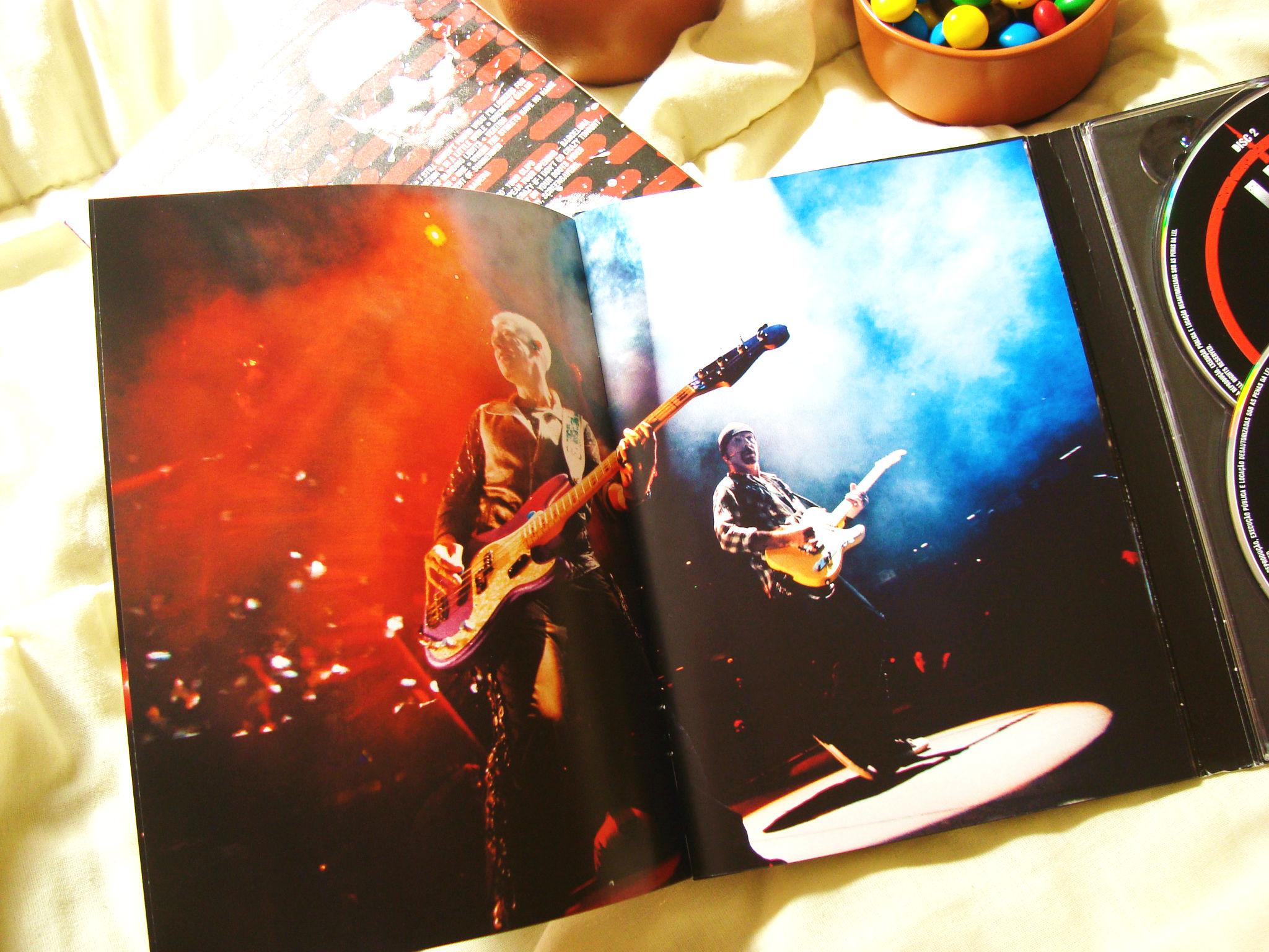 show para o fim de semana - U2 360