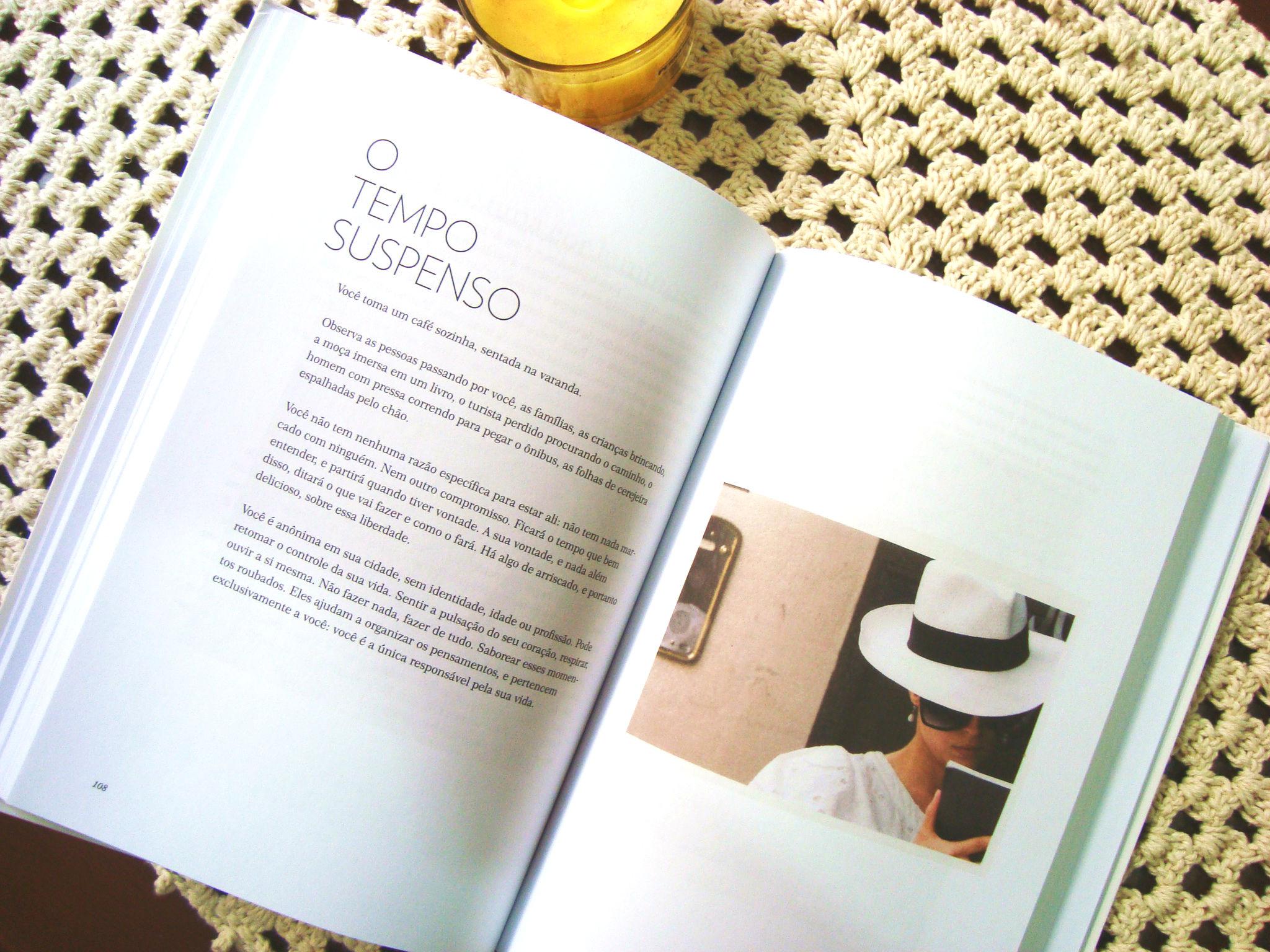 resumo - como ser uma parisiense em qualquer lugar do mundo - fotos do livro