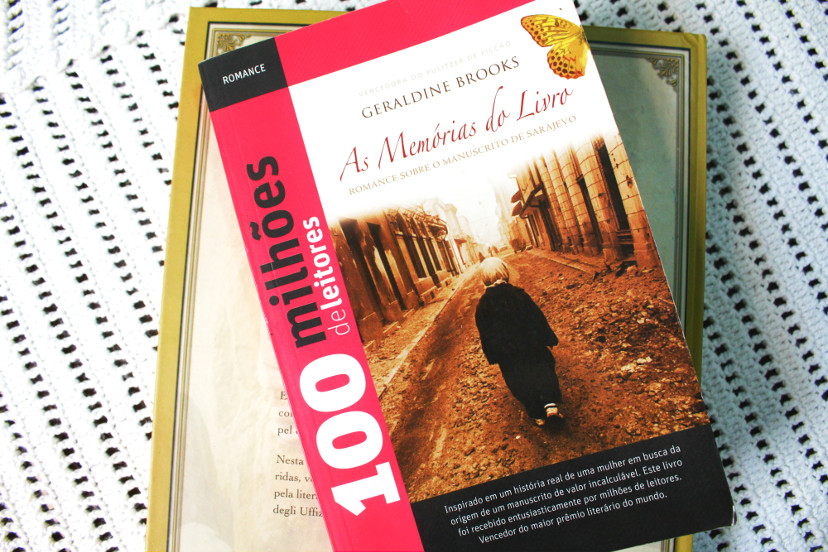 resumo - as memórias do livro