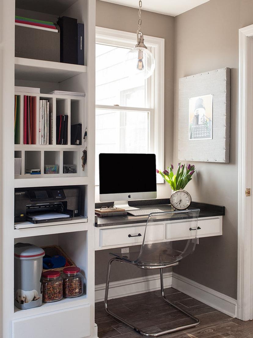 home office - como decorar