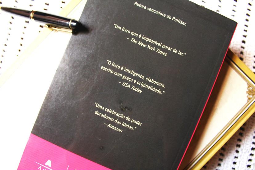 resenha - as memórias do livro