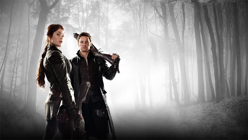 resenha - caçadores de bruxas - joão e maria