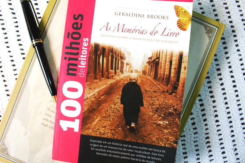 livro - as memórias do livro