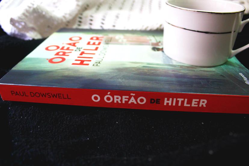 Resumo do livro O órfão de Hitler