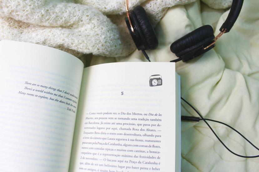 livro de mariana sampaio - não é só uma história de amor