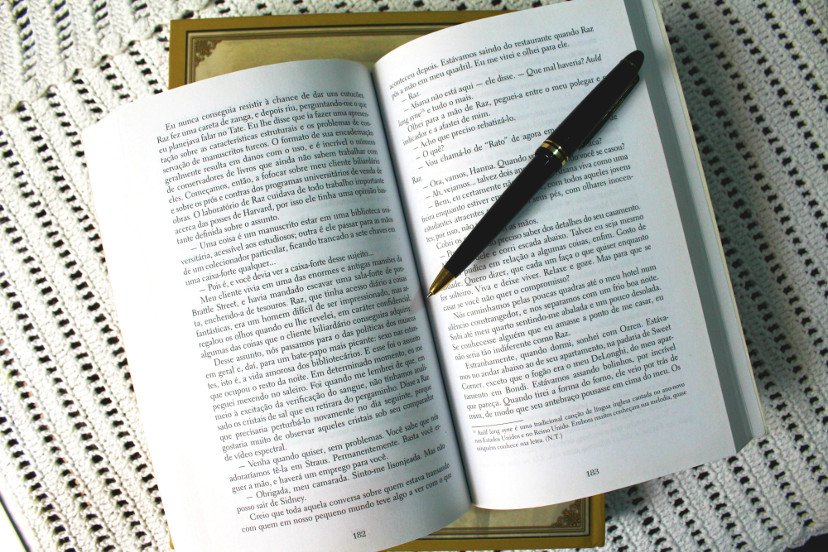 resenha do livro - as memórias do livro