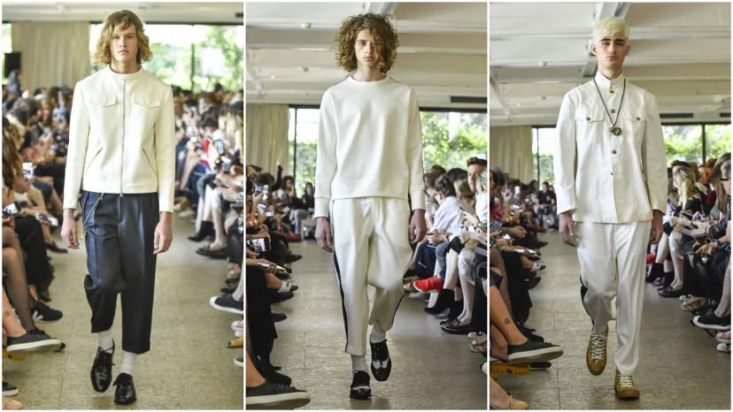 À La Garçonne - São Paulo Fashion Week - 2016