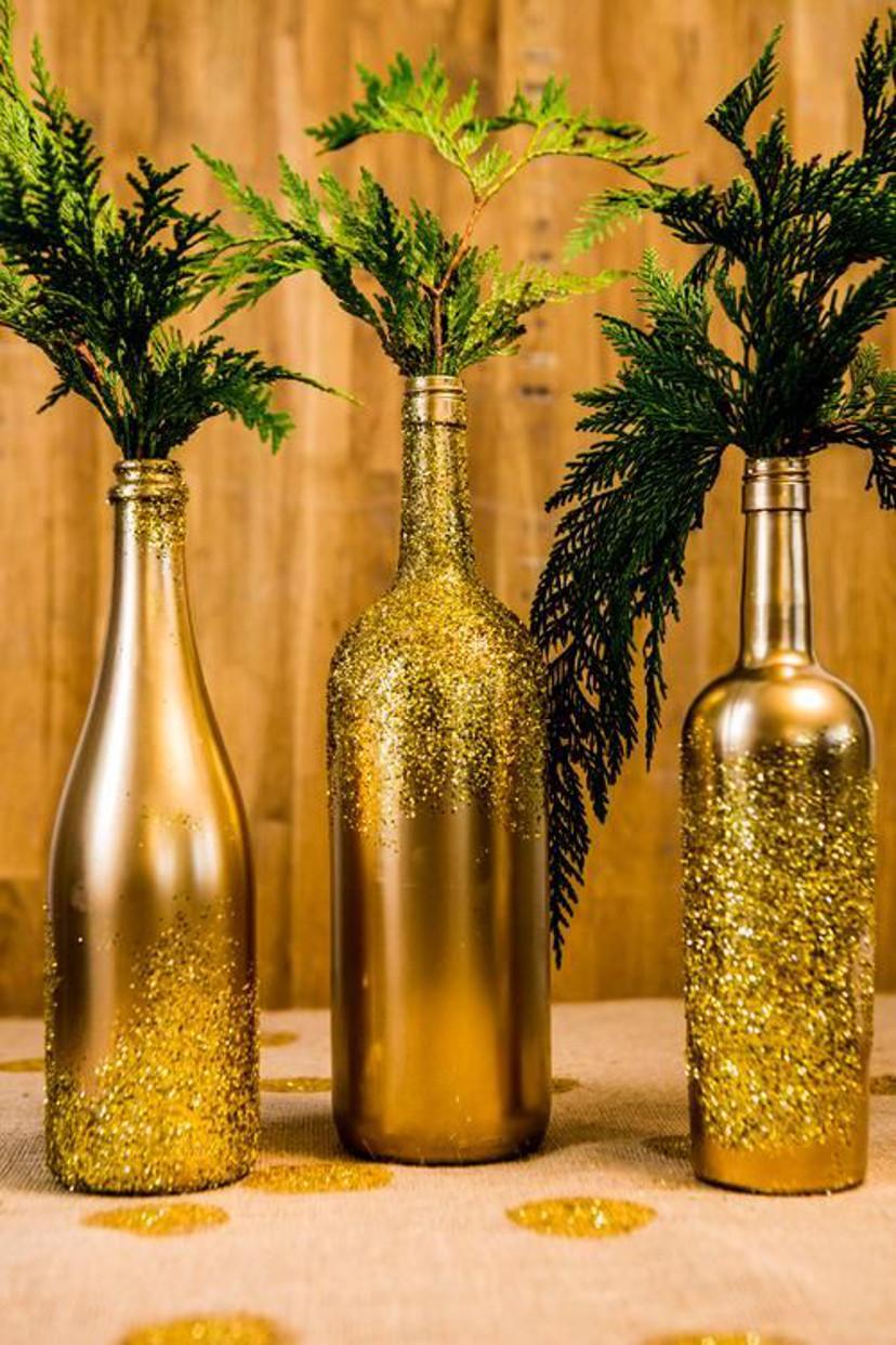 como fazer decoração barata para o natal