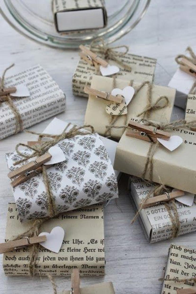 como embrulhar presentes de natal
