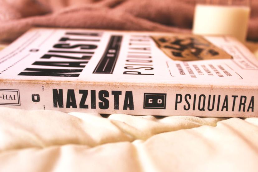 resenha do livro - o nazista e o psiquiatra