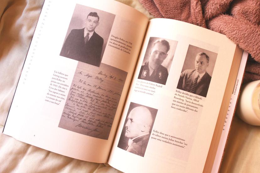 livro - o nazista e o psiquiatra - resumo