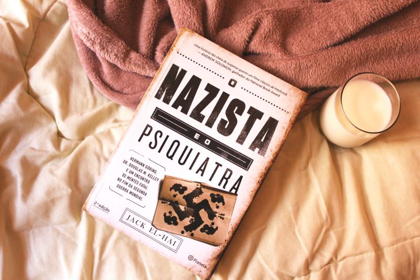 livro - o nazista e o psiquiatra - resenha