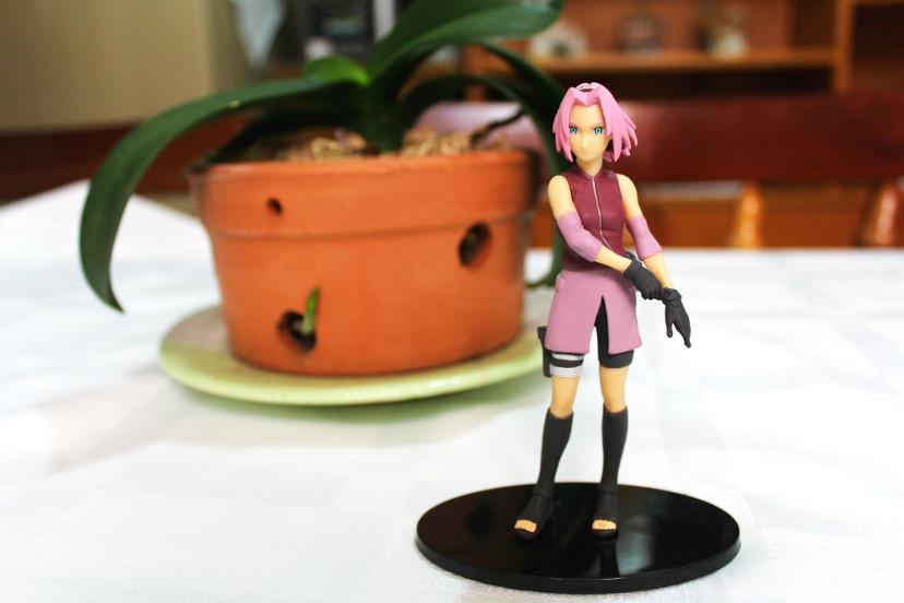 Action Figure Planeta DeAgostini Sakura