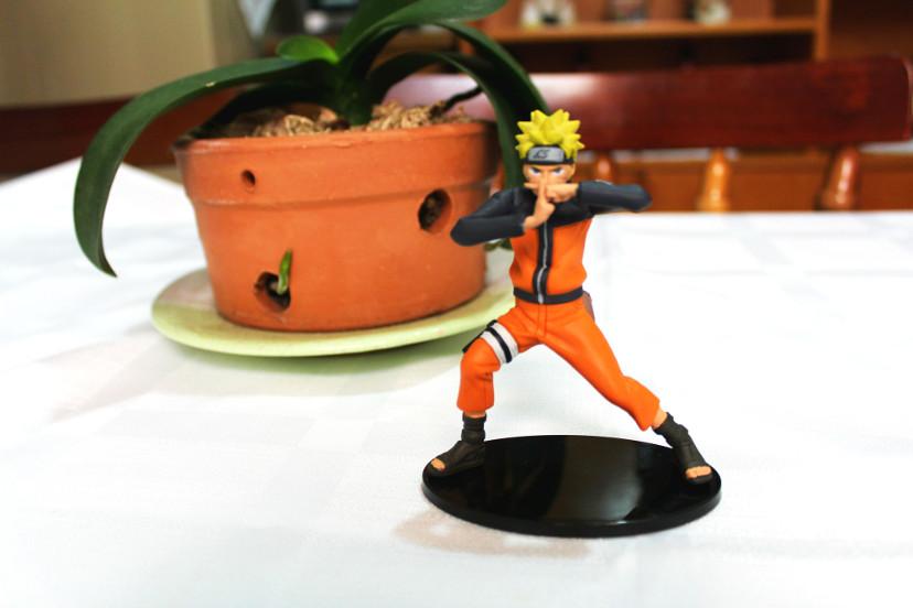 Miniatura Figura Naruto Planeta DeAgostini