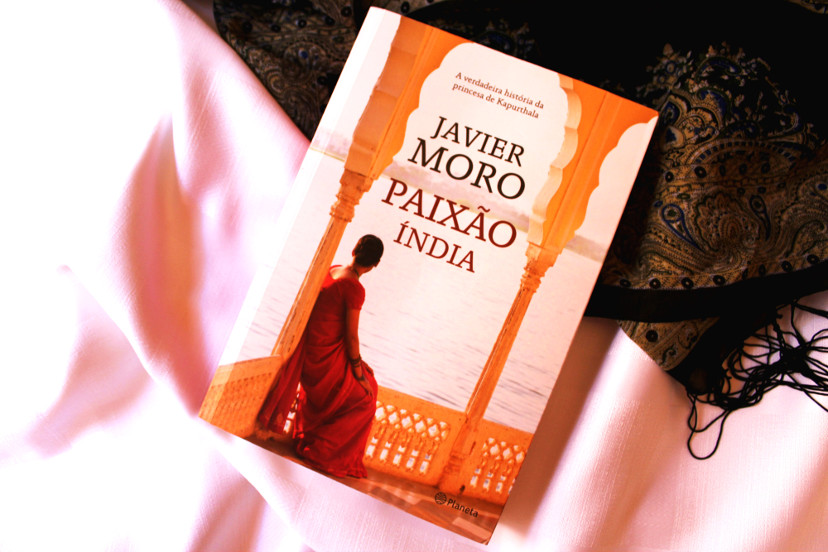 resumo do livro - paixão índia