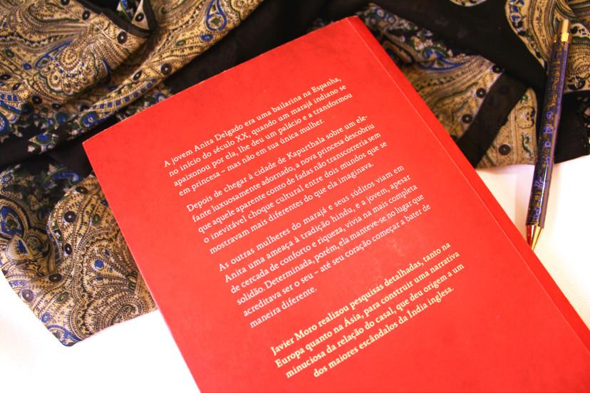 resenha do livro Paixão Índia de Javier Moro