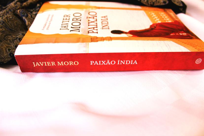 resumo do livro Paixão Índia de Javier Moro