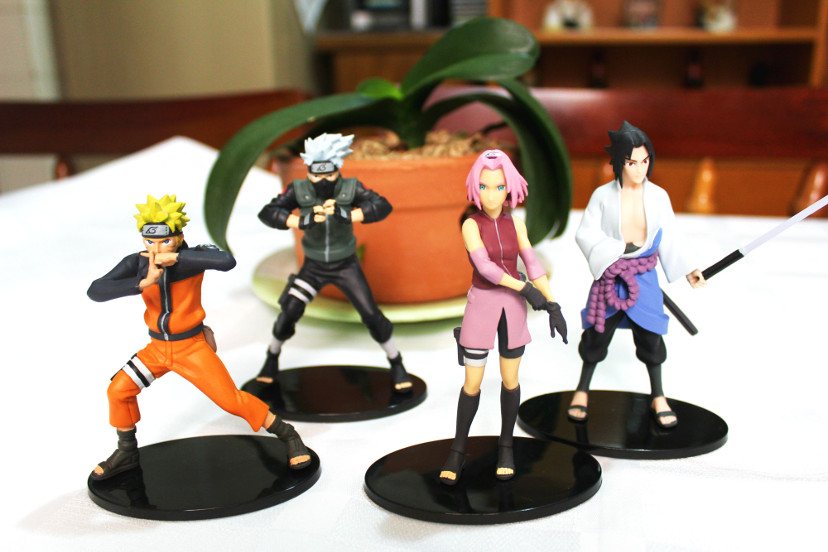 mangá-personagens-naruto