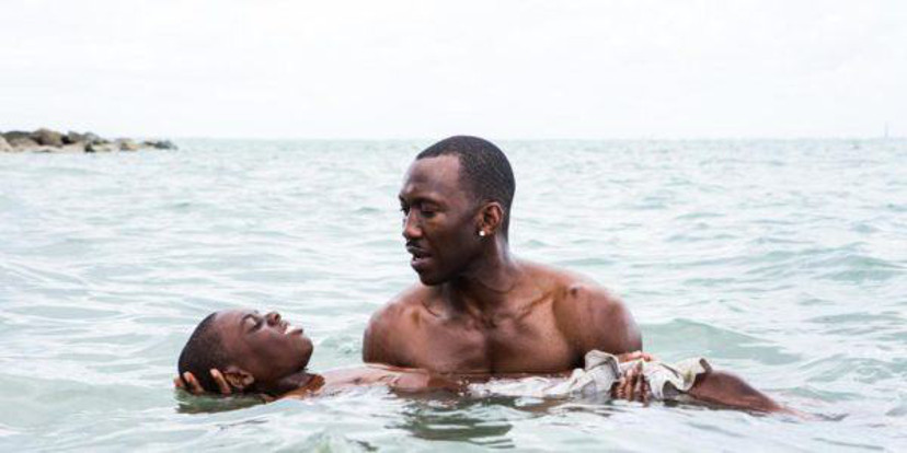 cena do filme : Moonlight: Sob a luz do luar