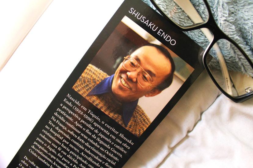 introdução do livro Silêncio de Shusaku Endo