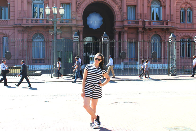 casa rosada - argentina - buenos aires