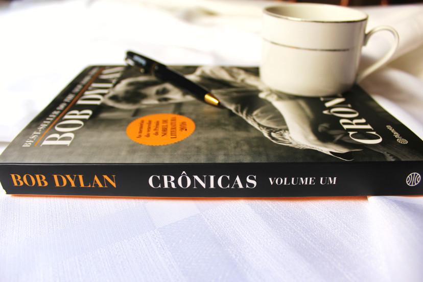 resumo do livro - crônicas volume 1 - Bob Dyaln