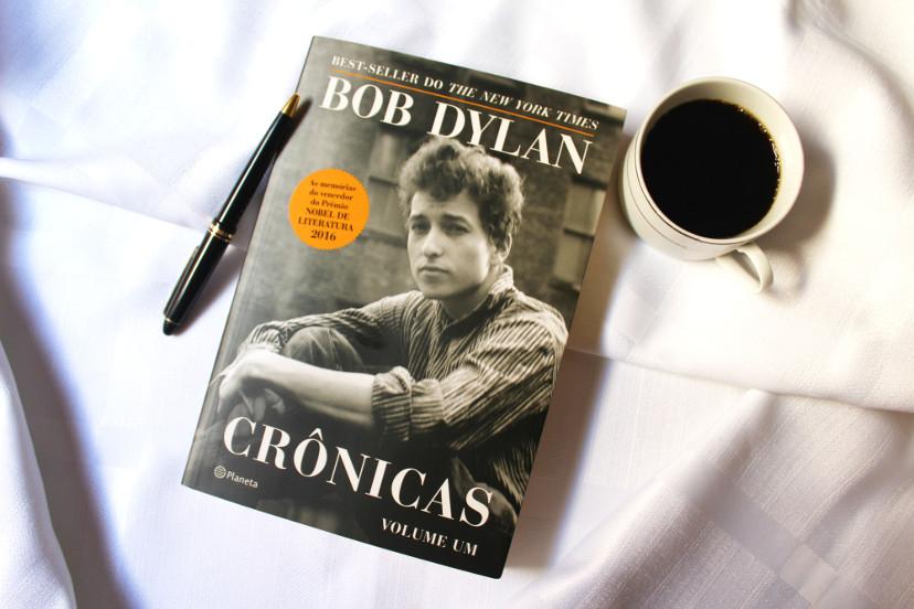 livro crônicas volume 1 de bob dylan - resumo