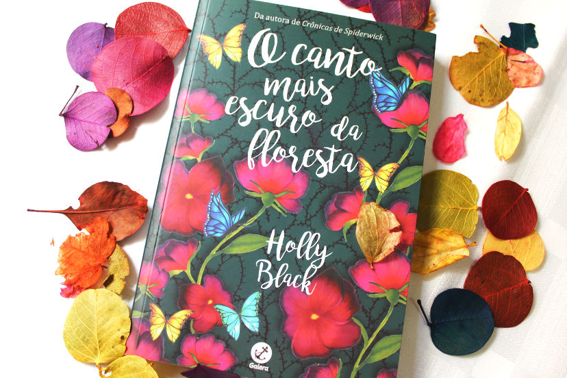resenha - o canto mais escuro da floresta - Holly Black