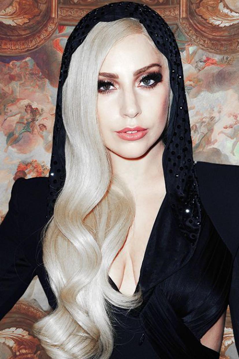 foto cabelo lady gaga