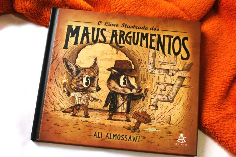 resumo do livro - o livro dos maus argumentos