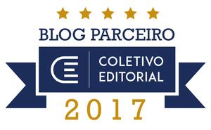 Selo de parceria Coletivo Editorial