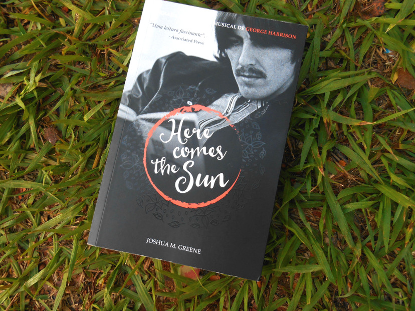 Resenha do livro - Here comes the sun - George Harrison