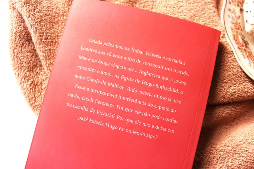 resumo do livro Victoria e o Patife