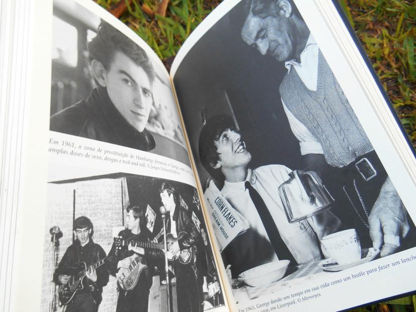 resumo biografia de george harrison