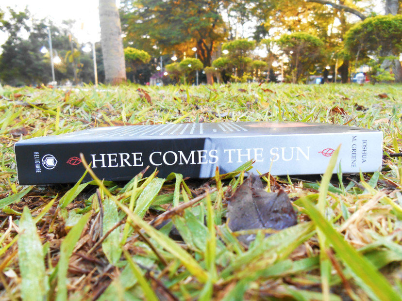 resenha do livro here comes the sun - biografia de George Harrison