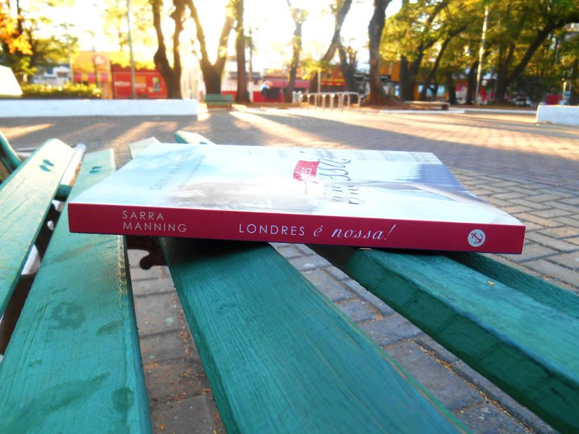resumo do livro - Londres é nossa!