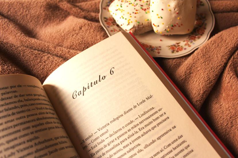 resumo do livro Victoria e o Patife - Meg Cabot