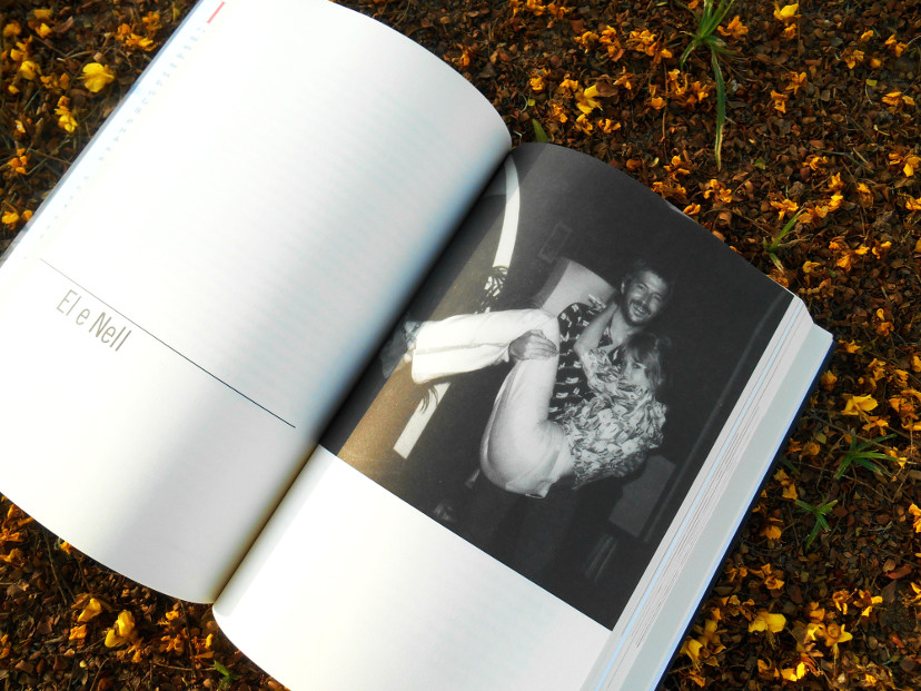 fotos livro - Eric Clapton a autobiografia